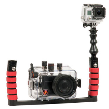 ARM KIT GOPRO IKE FLEX WITH QUICK RELEASE
