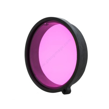 FILTER 4.2 INCH PURPLE DYRON