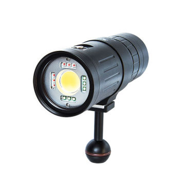LIGHT SCUBALAMP STROBE & LIGHT 5000 WRB STD