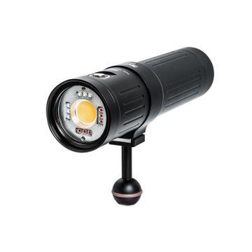 LIGHT SCUBALAMP STROBE & LIGHT 5000 WRB PRO