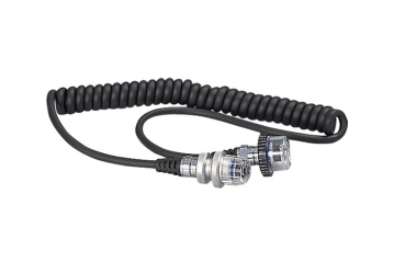 CABLE S&S SINGLE 5-PIN SYNC CORD (FOR S&S/INON STROBES)