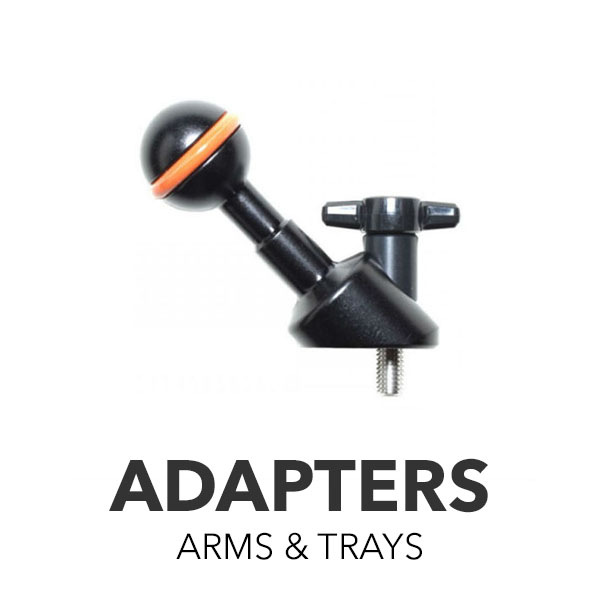 Adapters Arms & Trays