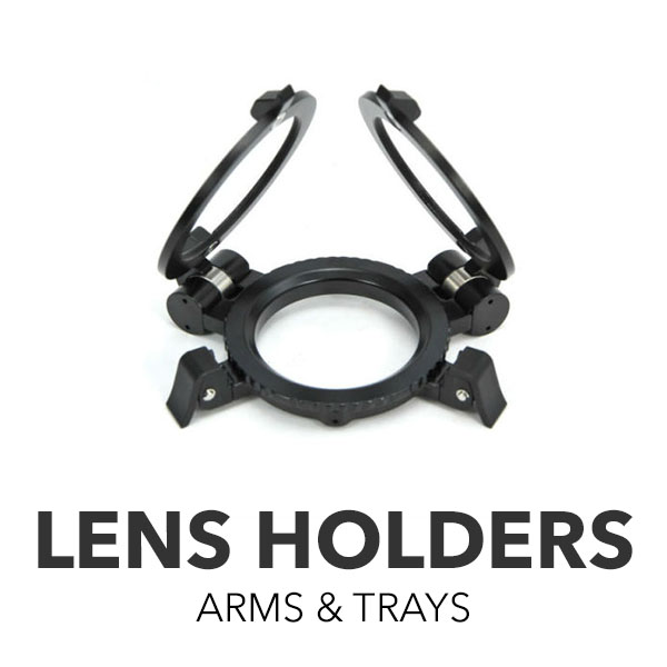Lens Holders Arms & Trays