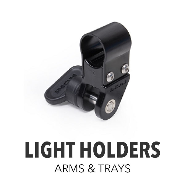 Light Holders Arms & Trays