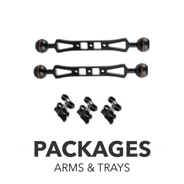 Packages Arms & Trays
