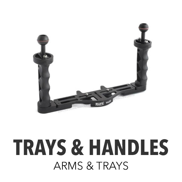 Trays & Handles Arms & Trays