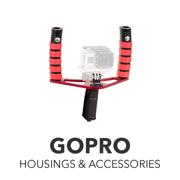 GoPro Housings & Accessories