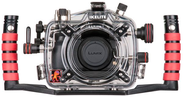 Ikelite UW housing GH-3