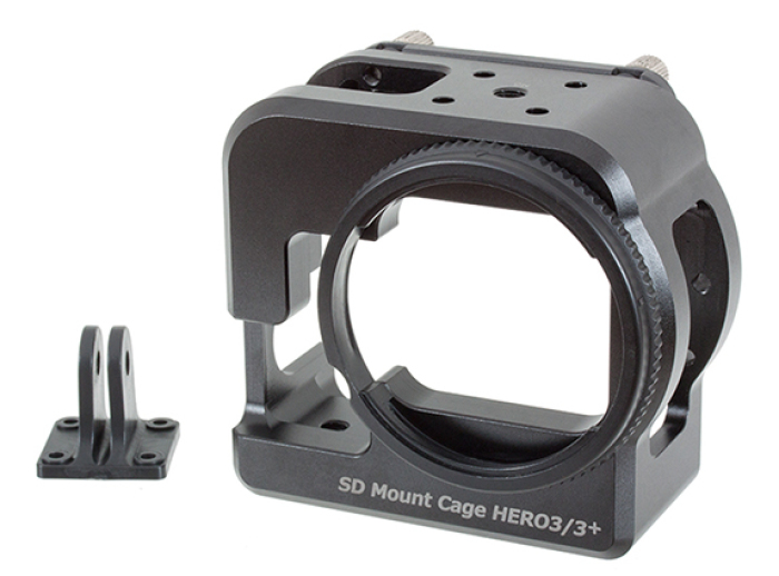 Inon SD Mount Cage HERO3/3+
