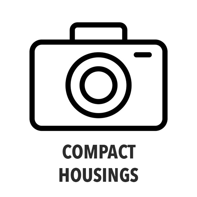Compact housings