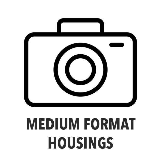 Medium Format housings