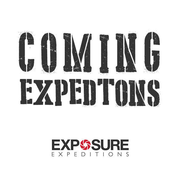 Coming expeditions