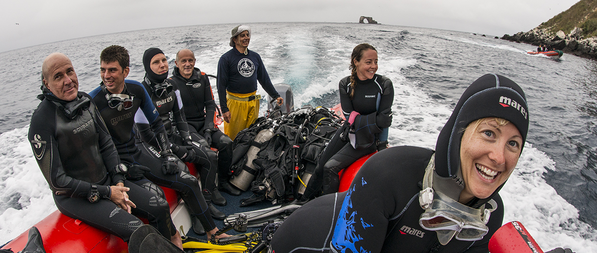 Divers - Exposure Expeditions