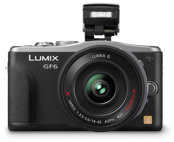 Mirrorless camera Panasonic GF6