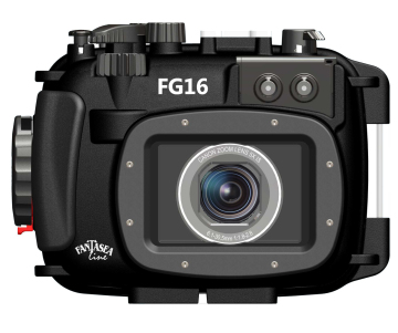 CANON G16 FANTASEA UW HOUSING